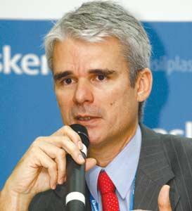 Plástico Moderno, Bernardo Gradin, presidente da Braskem, Commodities - Arrefecimento da crise aliviou os fabricantes, com exposições focadas em sustentabilidade