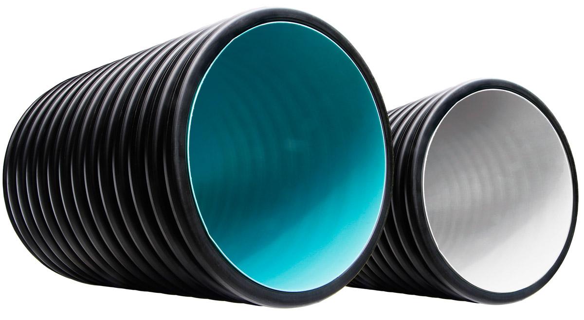 Plástico Moderno, Polietileno da Braskem forma tubos corrugados para durar 75 anos