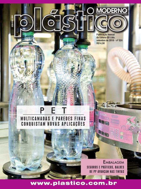 Plástico Moderno, 524 ©QD