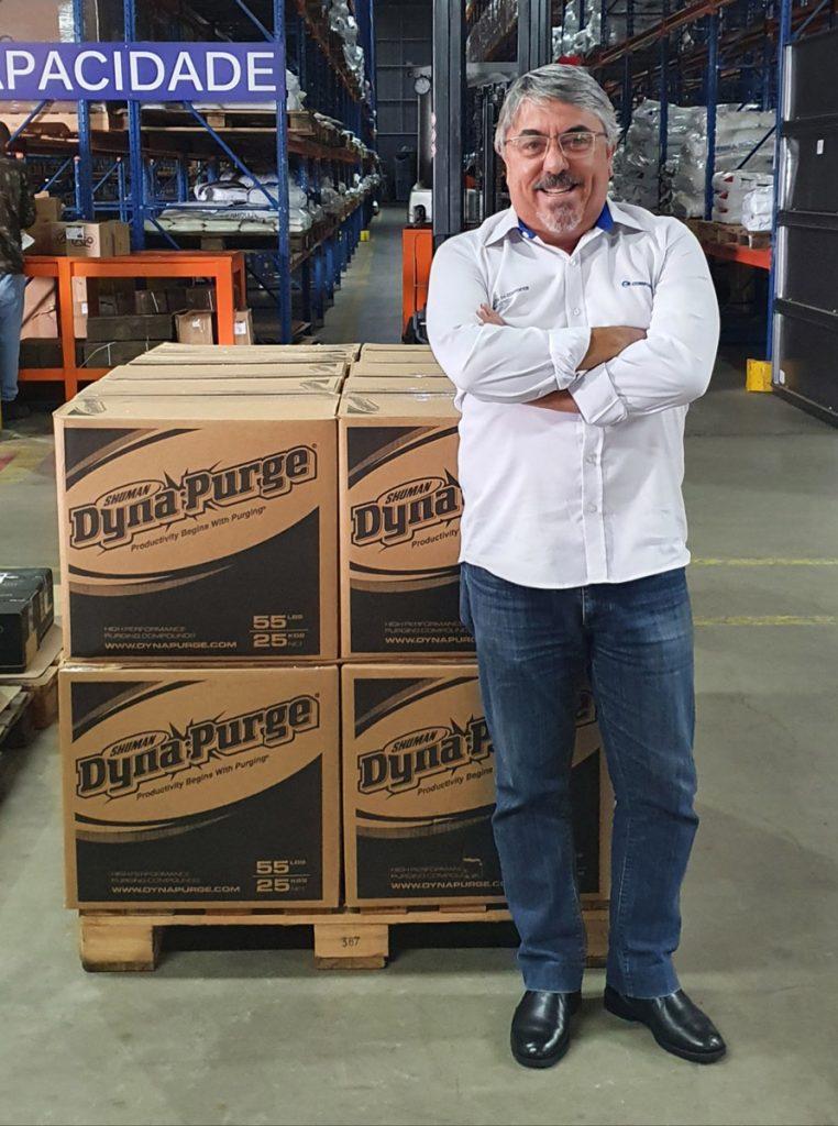 Plástico Moderno - Agentes de Purga: Mercado amplia consumo para proteger máquinas e evitar perda de resinas ©QD Foto: Divulgação